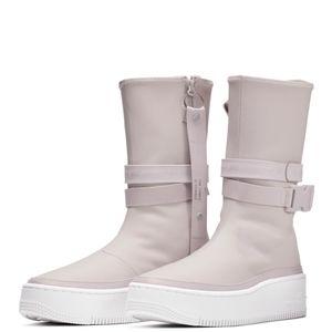 Women's Nike AF1 Ash High Platform Sneakers
